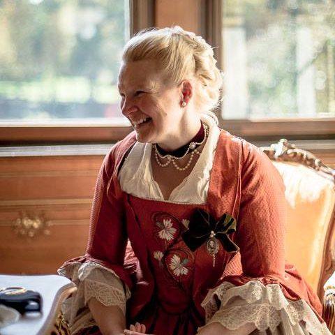 Freifrau Luise Sophie Wilhelmine von der Horst